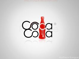 CocaCola - New Logo by Rungue