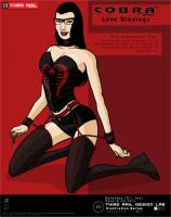 TRDL - Baroness 2011 by TRDLcomics