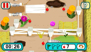 I did level design type work on Roly Poly Picnic 2 by coltonphillips