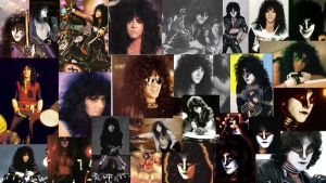 Eric Carr Collage by JustANowhereGirl