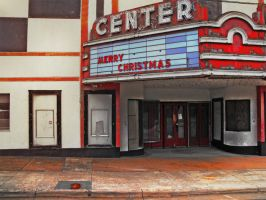 Center Theater Pandemic by BlakkReign