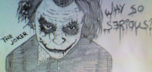 why so serious by PoOkiePix