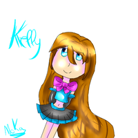 Kelly *-* by Aurion84
