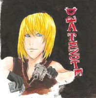 Mello - Death Note by GreenSyndrome68