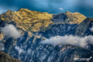 Creeping Low Clouds HDR by mjohanson