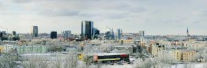 Tallinn 'Winter wonderland' by j2mm
