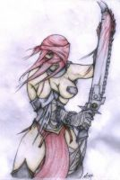 40k:: Sister of Battle by MistressCat