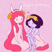 Suger princess by PvElephant