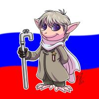 Minish Russia by Goldy--Gry