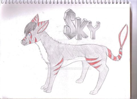 Sky by Soursuger