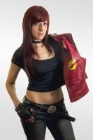 Portrait I ~ Claire Redfield by Sheenah