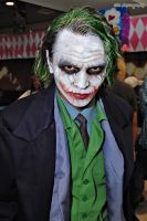 Joker at Ozine Fest 2009 by z3LLLL