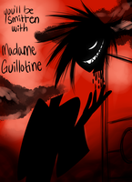Madame Guillotine by SarahSquirrels