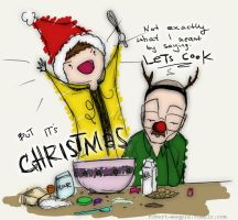 Breaking Bad Christmas by Distorted-Eye