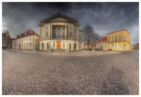 face of a town No.4 by matze-end