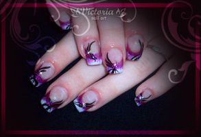 Nail art 162 by ChocolateBlood