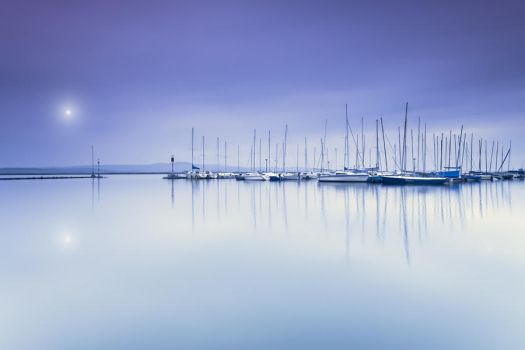 silent sea by arbebuk