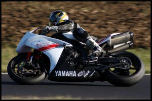 Yamaha R1 Bike Colors racing by Zed03
