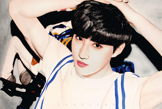 Love Me Right - Suho by Snowflake-Sonyeo