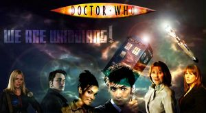 Doctor Who: We are Whovians! by StuDocWho