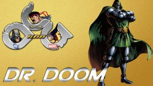 Dr. Doom in DCCapMar Mugen by anubis55
