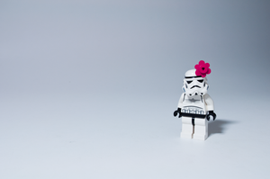 Lego: I'm Pretty by StewNor