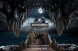 JURASSIC WORLD POSTER 01 by GIU3232