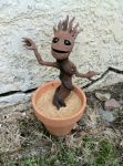 Groot Sculpture by Reyndrys