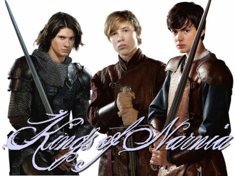Kings of Narnia Wallpaper by maryabbie