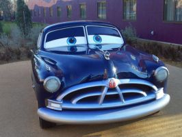 Doc Hudson by blunose2772