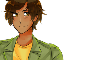 Hetalia OC: B r a z i l by SPINNY-chair-HERO