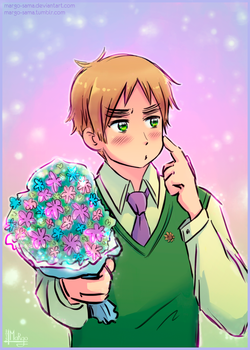 [APH] For You by Margo-sama