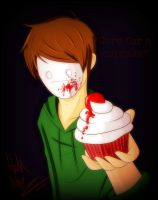 Care for a cupcake? by ArtArtzy