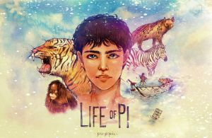 Life of pi by Paerytopia