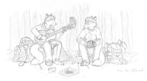 forest song by onkelscrut