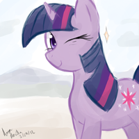 Twilight Sparkle by WindEmperor