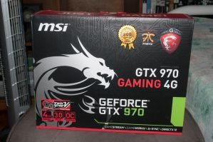 Finally got my MSI GTX 970 Gaming 4G OC by archaznable30