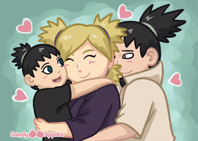 Shika Sandwich by Sandy--Apples