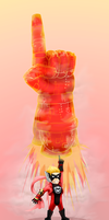 Wonderful 101 1st Anniversary by Feathery-Wings
