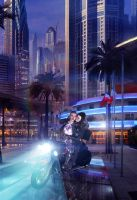 Miranda and Jack: Take a ride with me by CrystaliqEffects