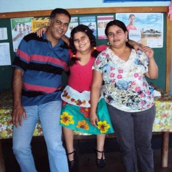 I and my parents in 2012 by AlternateReality56