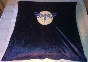 Princess Luna Pillow by Commander-Pliskin