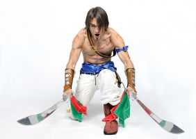 Time Warrior- Prince of Persia Cosplay Art by Leon by LeonChiroCosplayArt