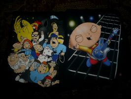 My Family Guy T-Shirts by RarityLuver214