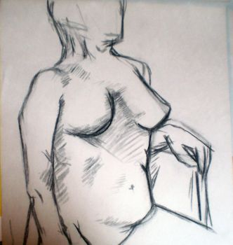 Life Drawing I by m3liii