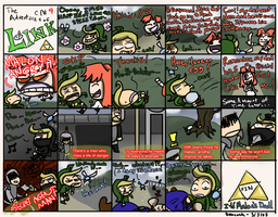 The Adventures of Link 9 by Monotypical