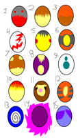pokemon egg adopts by shadowsrequests