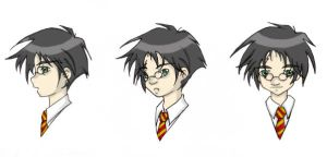 Harry James Potter by chanchan