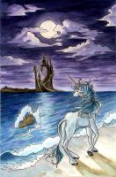 The Last Unicorn by LopiLala