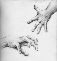 Hands by PatrickJoseph